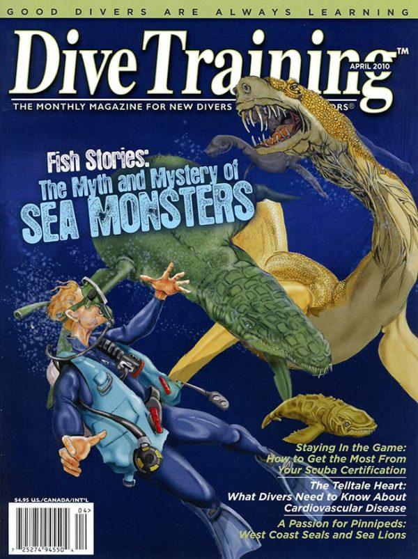 Scuba Diving | Dive Training Magazine, April 2010