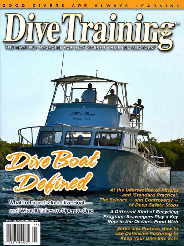Scuba Diving | Dive Training Magazine, May 2010