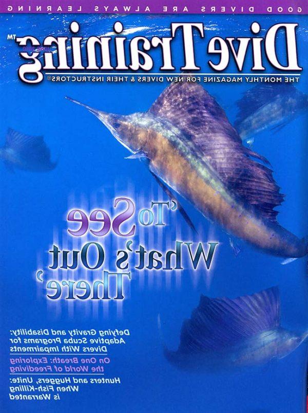 Scuba Diving | Dive Training Magazine, June 2010