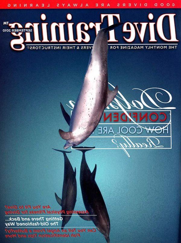 Scuba Diving | Dive Training Magazine, September 2010