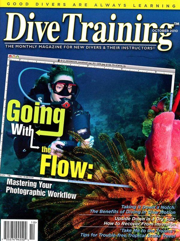 Scuba Diving | Dive Training Magazine, October 2010