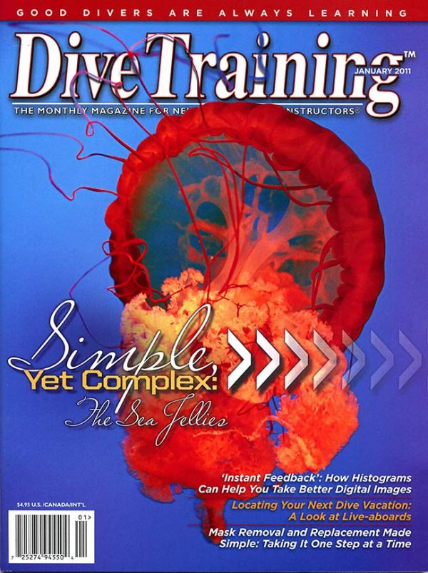 Scuba Diving | Dive Training Magazine, January 2011