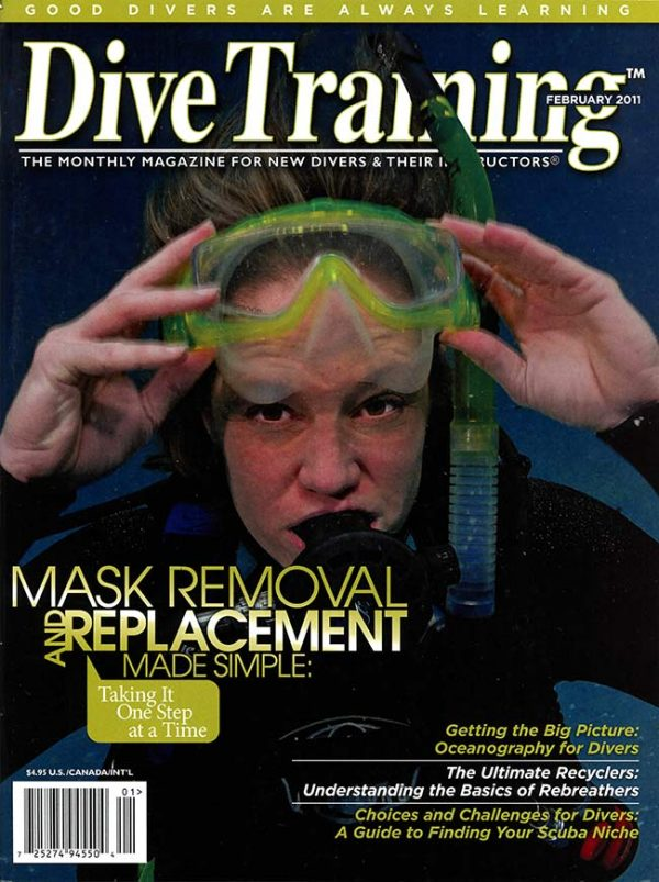 Scuba Diving | Dive Training Magazine, February 2011
