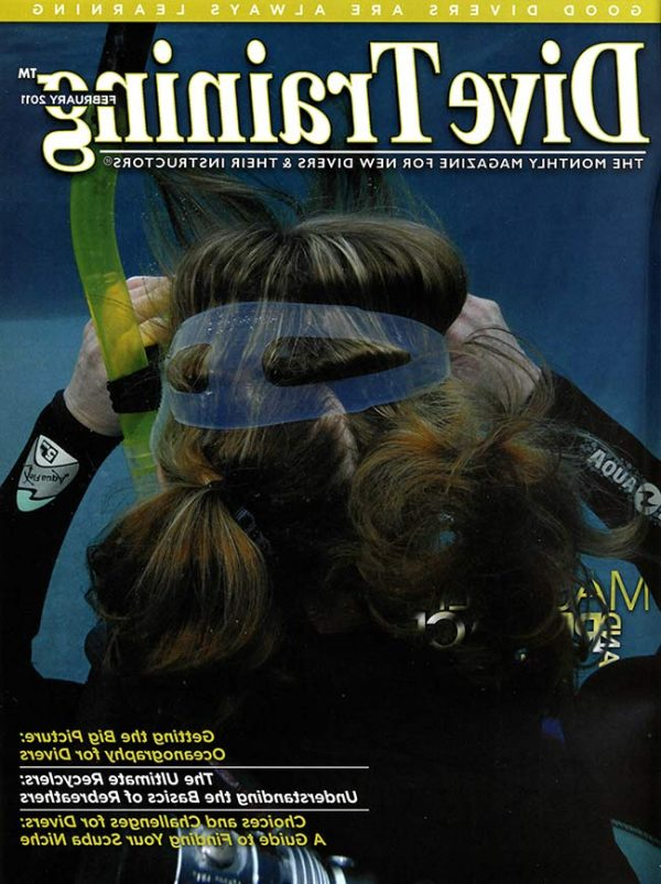 Scuba Diving | Dive Training Magazine, February 2011