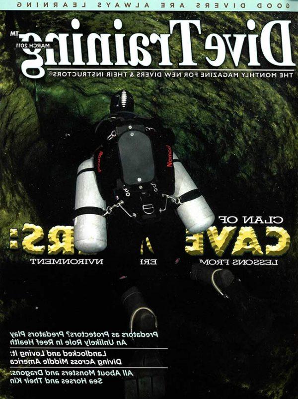 Scuba Diving | Dive Training Magazine, March 2011