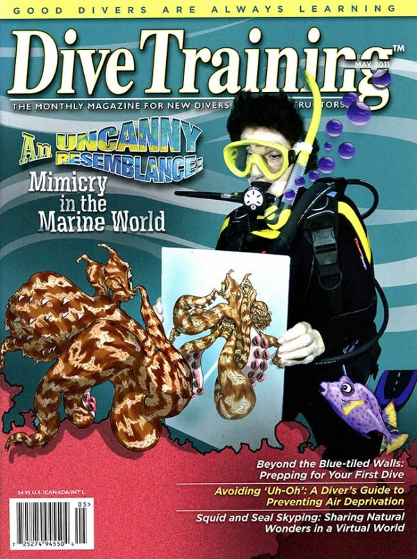 Scuba Diving | Dive Training Magazine, May 2011