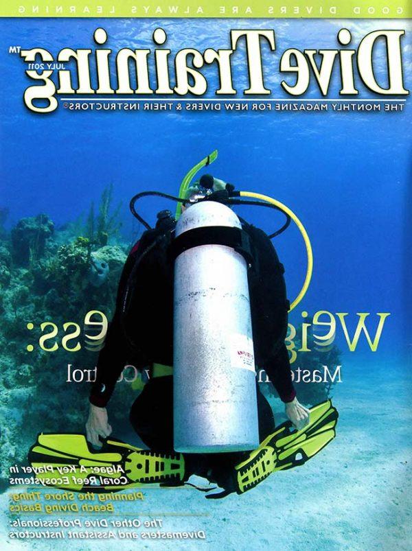 Scuba Diving | Dive Training Magazine, July 2011