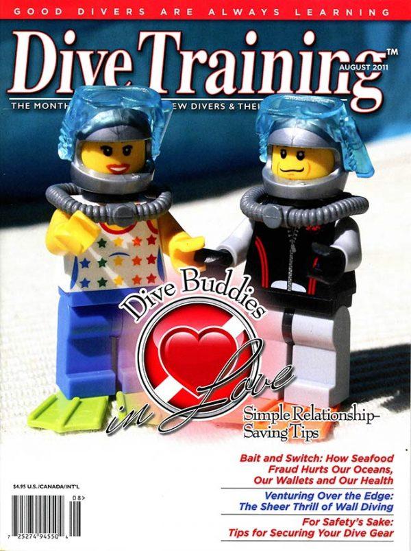 Scuba Diving | Dive Training Magazine, August 2011