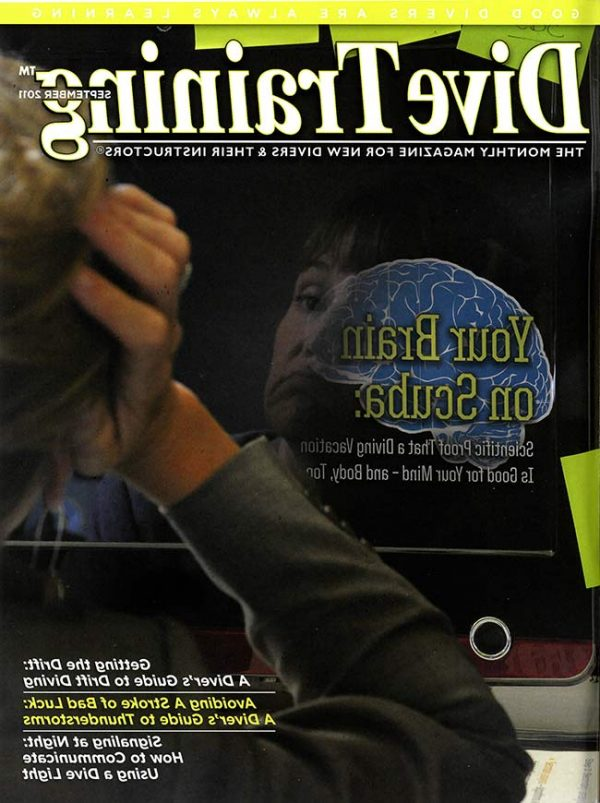 Scuba Diving | Dive Training Magazine, September 2011