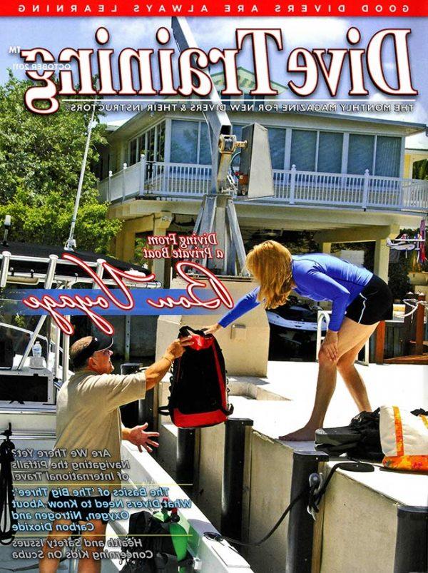 Scuba Diving | Dive Training Magazine, October 2011