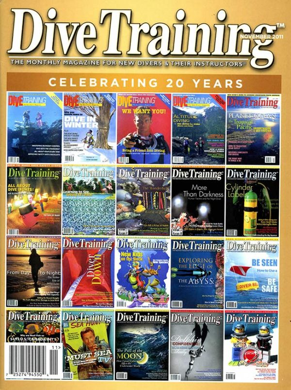 Scuba Diving | Dive Training Magazine, November 2011