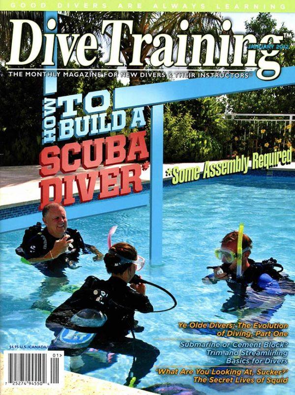 Scuba Diving | Dive Training Magazine, January 2012