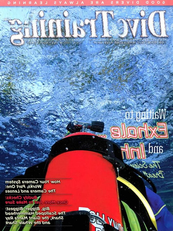Scuba Diving | Dive Training Magazine, April 2012