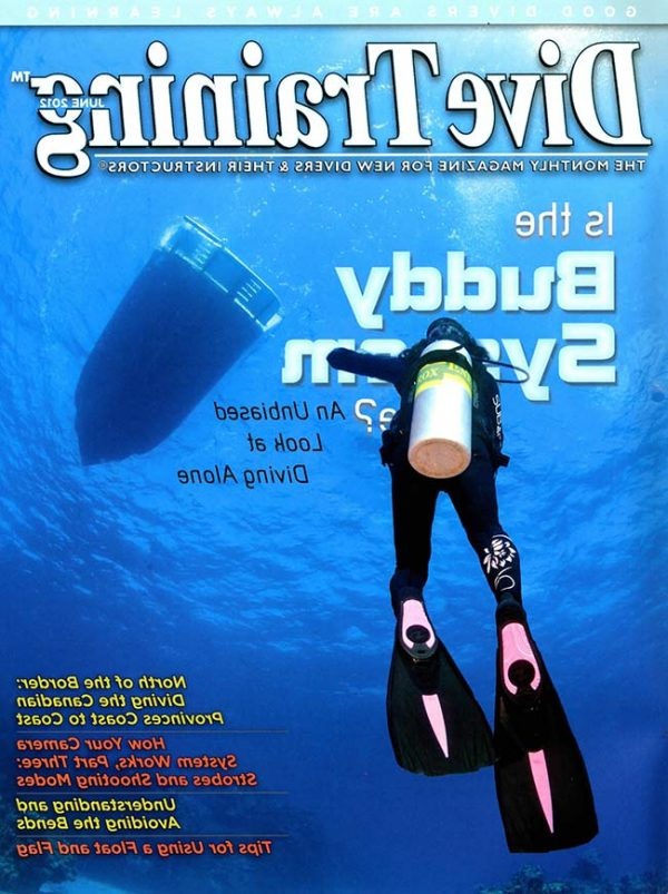 Scuba Diving | Dive Training Magazine, June 2012