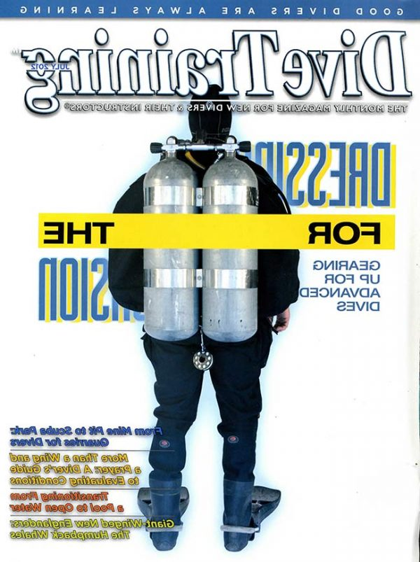 Scuba Diving | Dive Training Magazine, July 2012