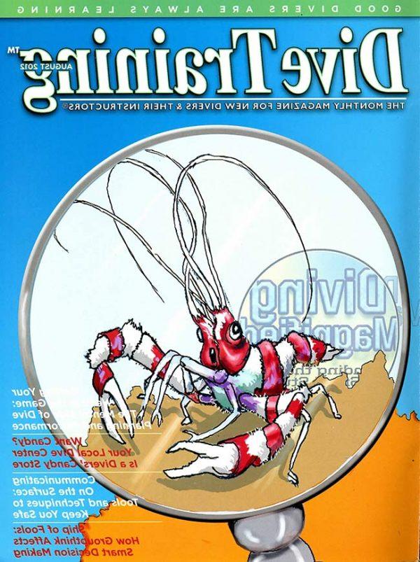Scuba Diving | Dive Training Magazine, August 2012