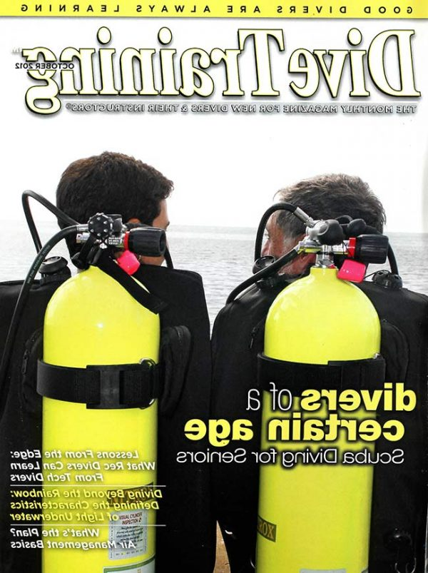 Scuba Diving | Dive Training Magazine, October 2012