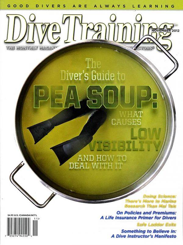 Scuba Diving | Dive Training Magazine, November 2012