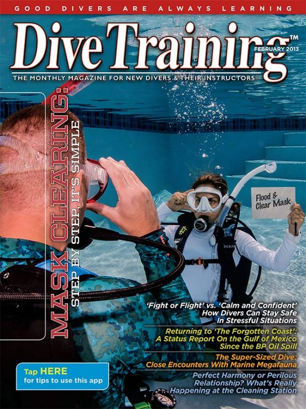 Scuba Diving | Dive Training Magazine, February 2013