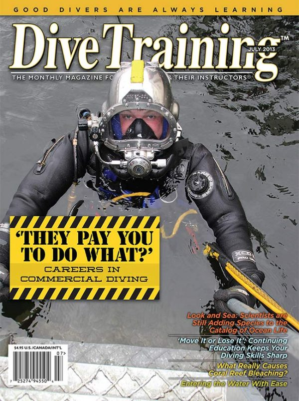 Scuba Diving | Dive Training Magazine, July 2013
