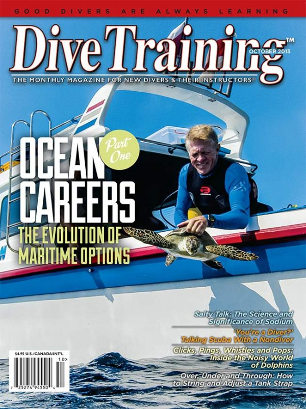 Scuba Diving | Dive Training Magazine, October 2013