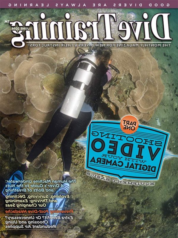 Scuba Diving | Dive Training Magazine, June 2014