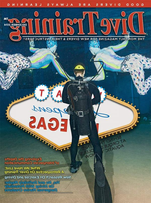 Scuba Diving | Dive Training Magazine, December 2014
