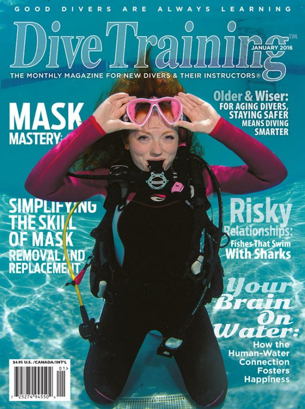 Scuba Diving | Dive Training Magazine, January 2016