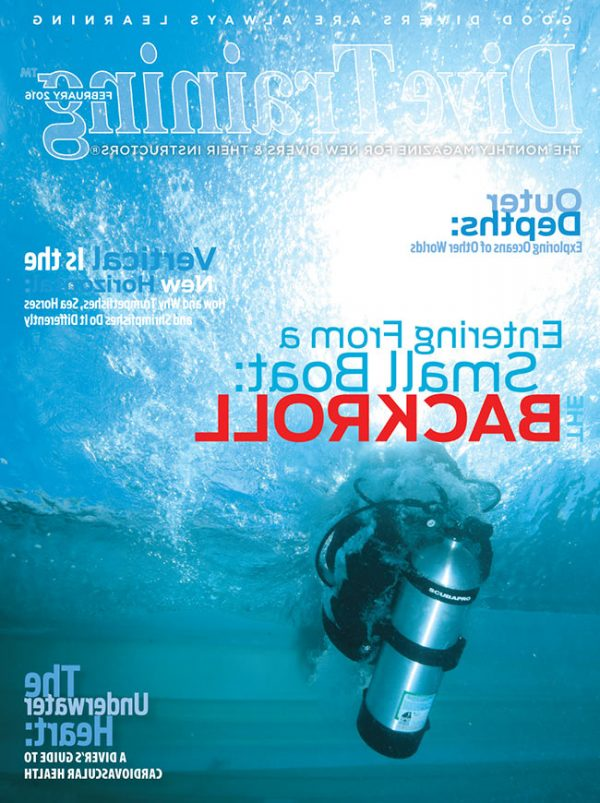 Scuba Diving | Dive Training Magazine, February 2016