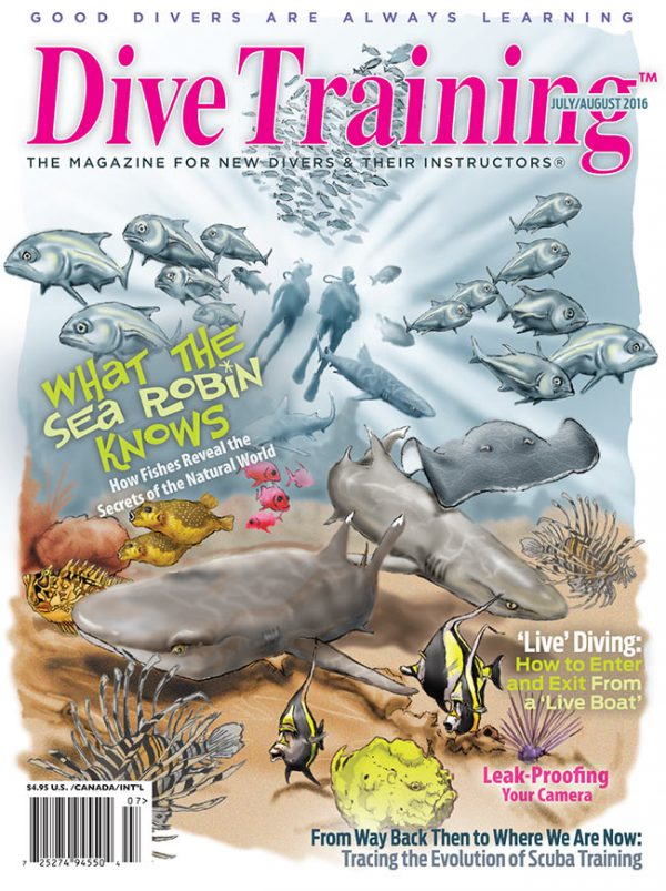 Scuba Diving | Dive Training Magazine, July/August 2016