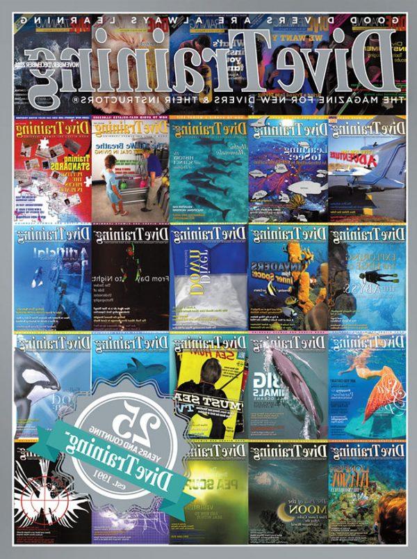 Scuba Diving | Dive Training Magazine, November/December 2016