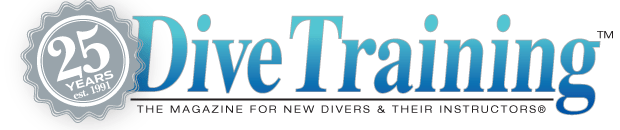 Dive Training Magazine - The SCUBA Diving Magazine for New Divers