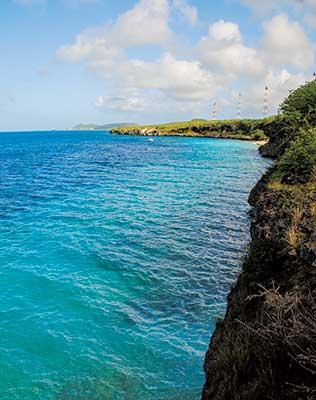 Bonaire 1,000 steps