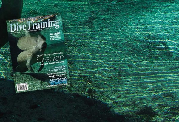 March-April 2017 Dive Training covers