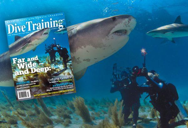 July/August 2017 Dive Training Magazine