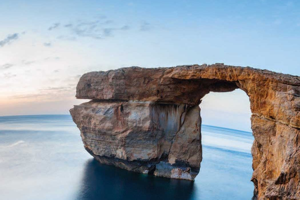 Malta Azure Window new scuba diving site