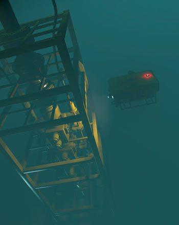 underwater unmanned vehicle