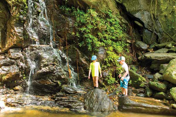 Exploring Guanaja
