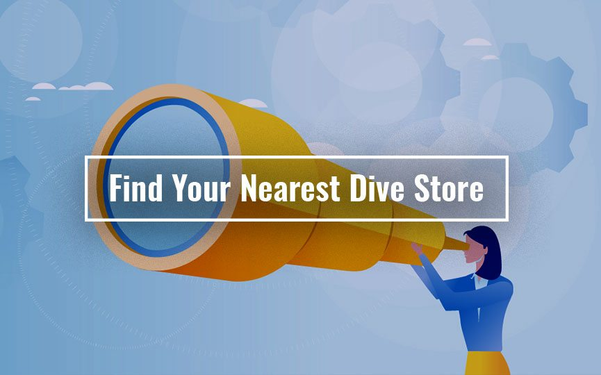 Find your nearest dive shop.