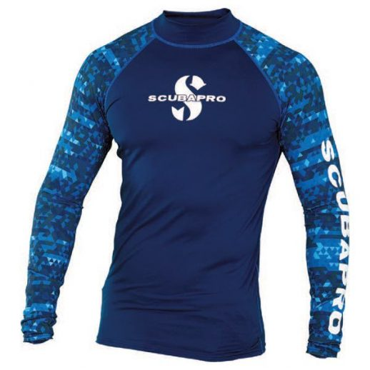 Scubapro UPF collection rash guard