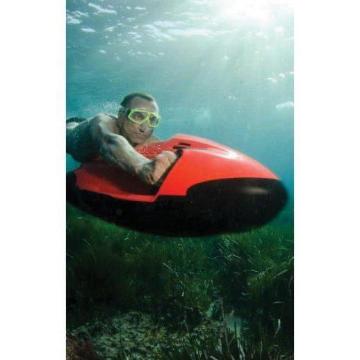 Seabob underwater scooter