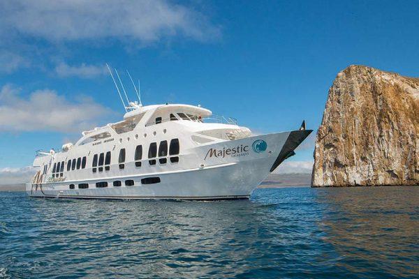 M/V Majestic Explorer, Galapagos Islands