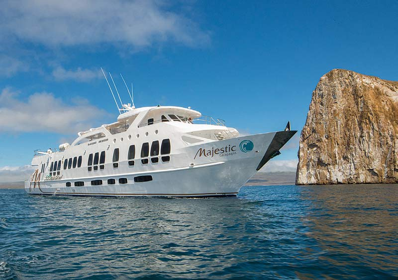 M/V Majestic Explorer, Galapagos Islands