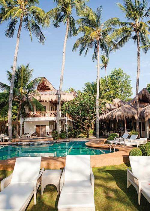 Mike's Dauin Beach Resort, Philippines