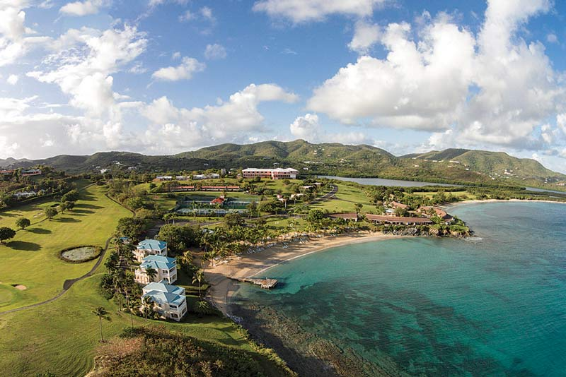 St. Croix Ultimate Bluewater Adventures (SCUBA) and The Buccaneer Hotel