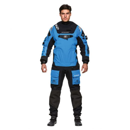 Waterproof EX2 Expedition scuba dry suit