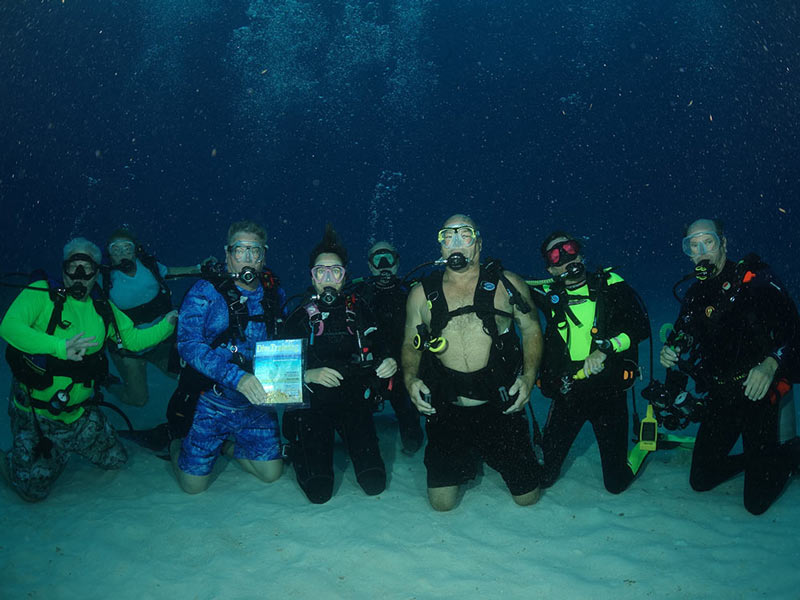 Dive Training in Cayman Islands
