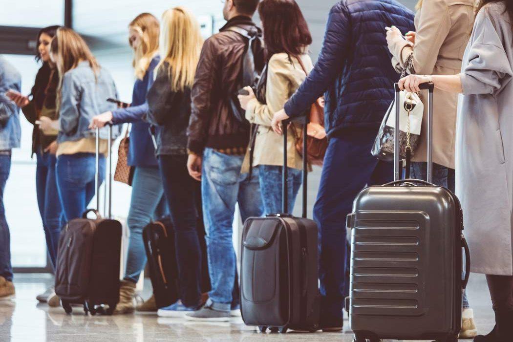 travel smart luggage