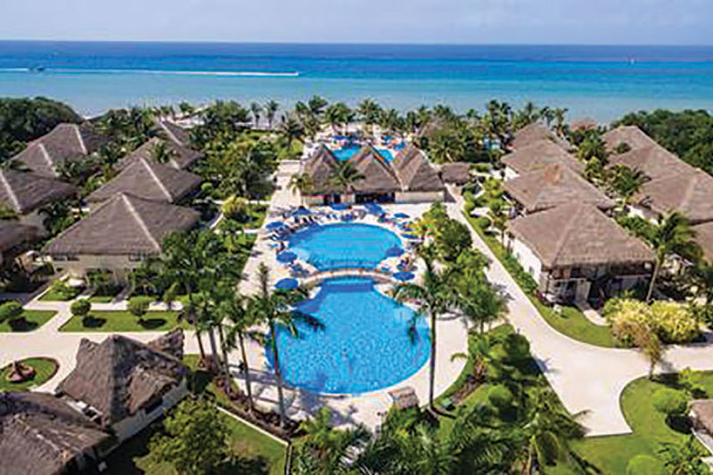 Allegro and Occidental Resorts, Cozumel