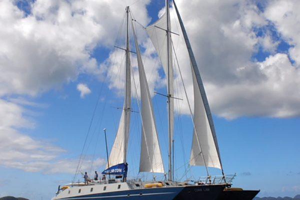 Cuan Law Live-Aboard